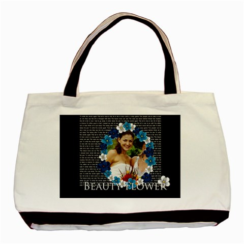 Wedding By Joely   Basic Tote Bag   D8enrymlbzmw   Www Artscow Com Front