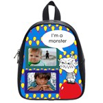 School bag small - MONSTER - School Bag (Small)