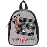 School bag small - YOU AND ME - School Bag (Small)