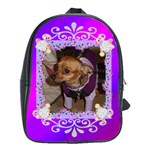 bookbag large - School Bag (Large)
