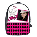 School bag large - PRINCESS - School Bag (Large)