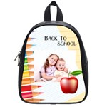 back to school - School Bag (Small)