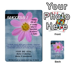 Fearless Journey Strategy Cards V1 0 By Deborah   Multi Purpose Cards (rectangle)   Nfc7p8at3k1b   Www Artscow Com Front 1