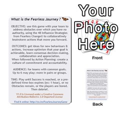 Fearless Journey Strategy Cards V1 0 By Deborah   Multi Purpose Cards (rectangle)   Nfc7p8at3k1b   Www Artscow Com Front 52