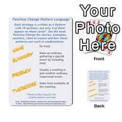 Fearless Journey Strategy Cards V1 0 By Deborah   Multi Purpose Cards (rectangle)   Nfc7p8at3k1b   Www Artscow Com Front 53