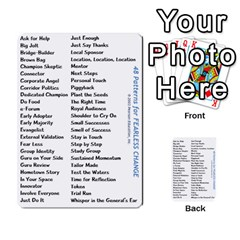 Fearless Journey Strategy Cards V1 0 By Deborah   Multi Purpose Cards (rectangle)   Nfc7p8at3k1b   Www Artscow Com Back 53