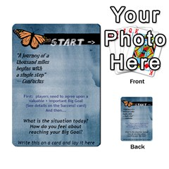 Fearless Journey Strategy Cards V1 0 By Deborah   Multi Purpose Cards (rectangle)   Nfc7p8at3k1b   Www Artscow Com Front 54