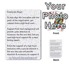Fearless Journey Strategy Cards V1 0 By Deborah   Multi Purpose Cards (rectangle)   Nfc7p8at3k1b   Www Artscow Com Front 7