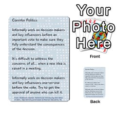 Fearless Journey Strategy Cards V1 0 By Deborah   Multi Purpose Cards (rectangle)   Nfc7p8at3k1b   Www Artscow Com Front 8