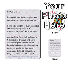 Fearless Journey Strategy Cards V1 0 By Deborah   Multi Purpose Cards (rectangle)   Nfc7p8at3k1b   Www Artscow Com Front 2