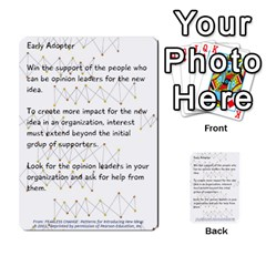Fearless Journey Strategy Cards V1 0 By Deborah   Multi Purpose Cards (rectangle)   Nfc7p8at3k1b   Www Artscow Com Front 12