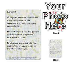Fearless Journey Strategy Cards V1 0 By Deborah   Multi Purpose Cards (rectangle)   Nfc7p8at3k1b   Www Artscow Com Front 14