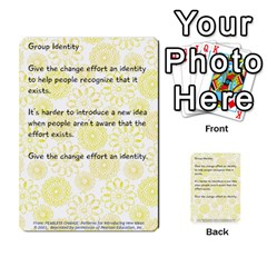 Fearless Journey Strategy Cards V1 0 By Deborah   Multi Purpose Cards (rectangle)   Nfc7p8at3k1b   Www Artscow Com Front 17