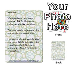 Fearless Journey Strategy Cards V1 0 By Deborah   Multi Purpose Cards (rectangle)   Nfc7p8at3k1b   Www Artscow Com Front 20
