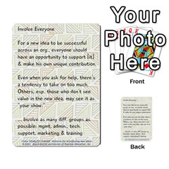 Fearless Journey Strategy Cards V1 0 By Deborah   Multi Purpose Cards (rectangle)   Nfc7p8at3k1b   Www Artscow Com Front 21