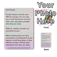 Fearless Journey Strategy Cards V1 0 By Deborah   Multi Purpose Cards (rectangle)   Nfc7p8at3k1b   Www Artscow Com Front 23