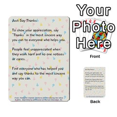 Fearless Journey Strategy Cards V1 0 By Deborah   Multi Purpose Cards (rectangle)   Nfc7p8at3k1b   Www Artscow Com Front 24