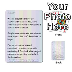 Fearless Journey Strategy Cards V1 0 By Deborah   Multi Purpose Cards (rectangle)   Nfc7p8at3k1b   Www Artscow Com Front 27
