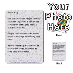 Fearless Journey Strategy Cards V1 0 By Deborah   Multi Purpose Cards (rectangle)   Nfc7p8at3k1b   Www Artscow Com Front 4