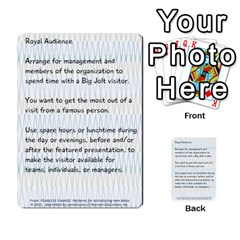 Fearless Journey Strategy Cards V1 0 By Deborah   Multi Purpose Cards (rectangle)   Nfc7p8at3k1b   Www Artscow Com Front 33