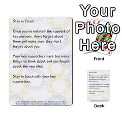 Fearless Journey Strategy Cards V1 0 By Deborah   Multi Purpose Cards (rectangle)   Nfc7p8at3k1b   Www Artscow Com Front 37