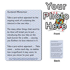 Fearless Journey Strategy Cards V1 0 By Deborah   Multi Purpose Cards (rectangle)   Nfc7p8at3k1b   Www Artscow Com Front 40