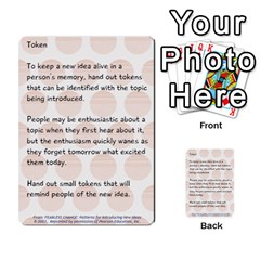 Fearless Journey Strategy Cards V1 0 By Deborah   Multi Purpose Cards (rectangle)   Nfc7p8at3k1b   Www Artscow Com Front 44