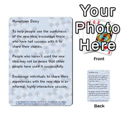 Fearless Journey Strategy Cards V1 0 By Deborah   Multi Purpose Cards (rectangle)   Nfc7p8at3k1b   Www Artscow Com Front 48