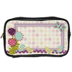 Bag By Bee   Toiletries Bag (two Sides)   Jgce3j9k272y   Www Artscow Com Back