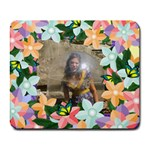 Kimmy the groundhog mouse pad collage - Collage Mousepad