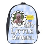 My Little Angel Boy Large School Bag - School Bag (Large)