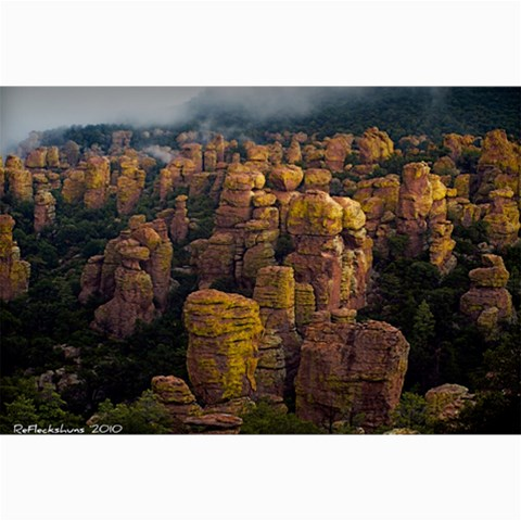 Chiricahua National Monument By Stuart   Collage Poster 20  X 30    Pntqj2k00dfa   Www Artscow Com 30 x20 Poster - 1