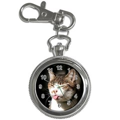 Cat4 Key Chain Watch