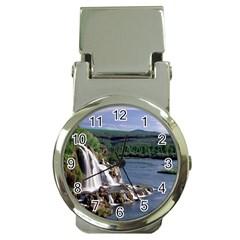 Land2 Money Clip Watch