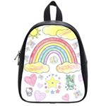 Maci Handmade Backpack - School Bag (Small)