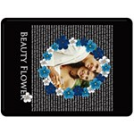 wedding  memory - Fleece Blanket (Large)