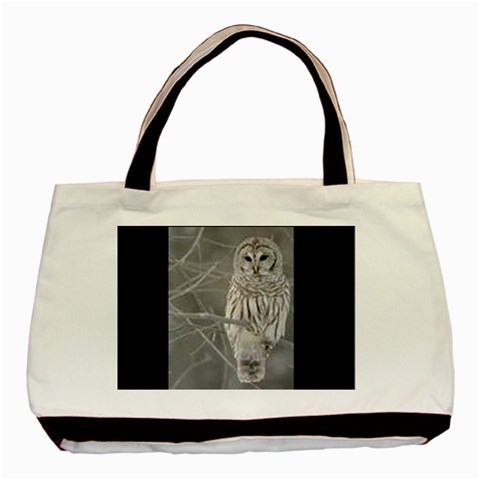 Owl4 By Kamryn   Basic Tote Bag   Nimgcr9eeir9   Www Artscow Com Front