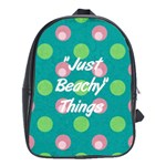 Just Beachy Things - School Bag (Large)