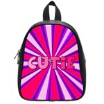 Cutie School Bag - School Bag (Small)