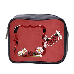 Lady Bug Mini Toiletries Bag By Elena Petrova   Mini Toiletries Bag (two Sides)   4i7usrd8dhhu   Www Artscow Com Front