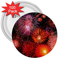 Fireworks 100 Pack Large Button (Round) by level1premium