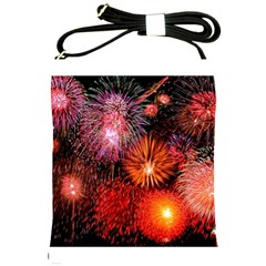 Fireworks Messenger Bag