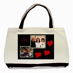 Gina Friend By Sirena Lew   Basic Tote Bag (two Sides)   I7ygrwcb0gyl   Www Artscow Com Front