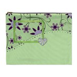 Lavender Essentials XL Cosmetic Bag 1 - Cosmetic Bag (XL)