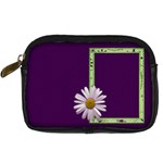 Lavender Essentials Camera Bag 1 - Digital Camera Leather Case