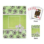 Lavender Essentials Playing Cards 1 - Playing Cards Single Design