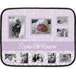Sophia Mini Blanket - Fleece Blanket (Mini)