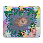 rainbow mouse pad - Collage Mousepad