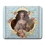 Young Marie Antoinette Portrait Large Mousepad