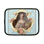Young Marie Antoinette Portrait Netbook Case (Small)